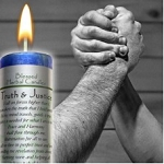 BHC-TRUTH AND JUSTICE CANDLE